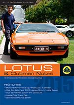 Lotus Magazine December 2015