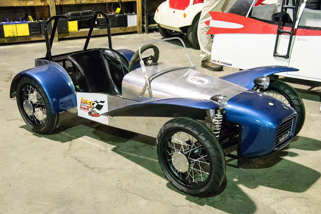 The Barram Family's entry in the Red Bull Billycart Challenge 3463