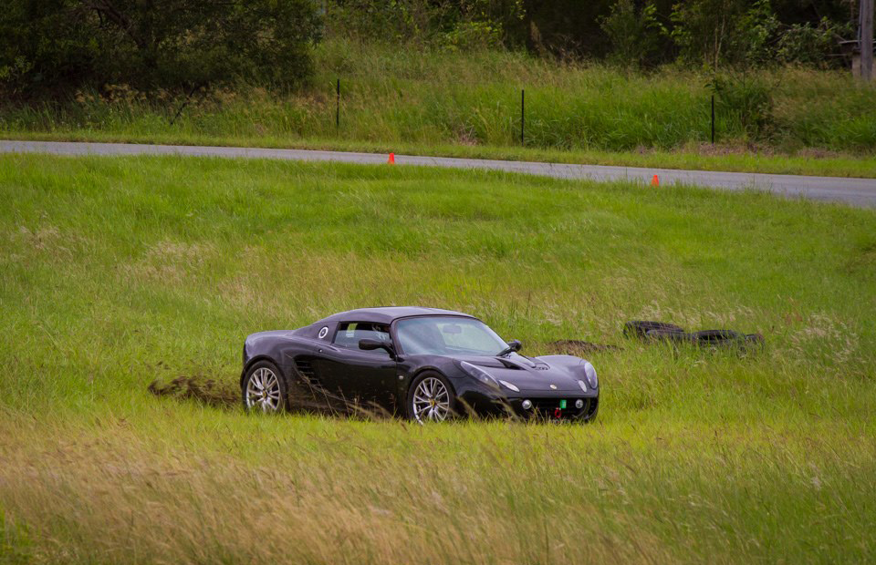 Kris McKerron 2004 Lotus Elise 111R - 3