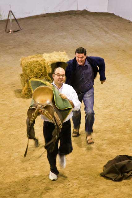 The-saddle-challenge