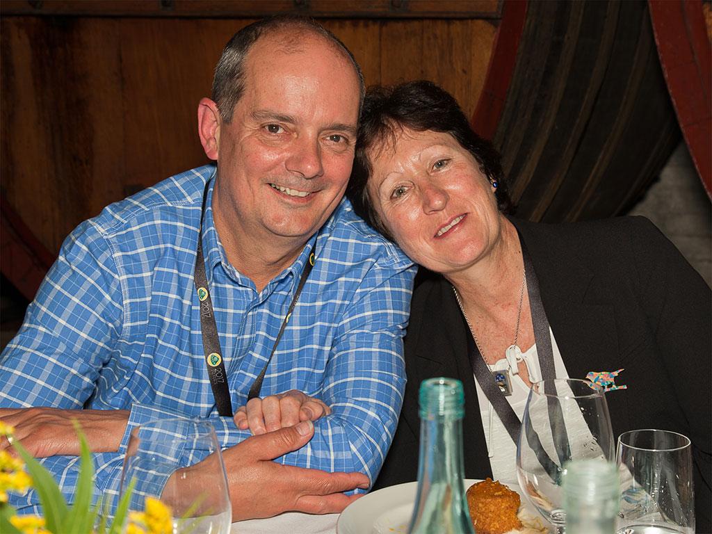 John and Paula