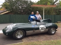 Jaguar-DType-Replica- Mike-and-James