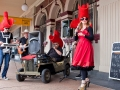 Strolling entertainers, Memphis Movers
