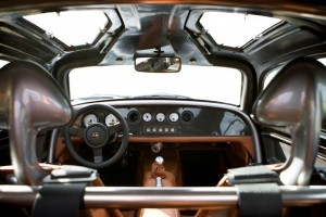 Donkervoort Coupe Interior
