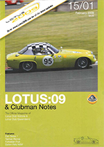 Lotus Magazine February 2009