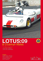 Lotus Magazine July 2009