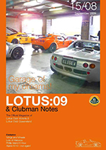Lotus Magazine September 2009