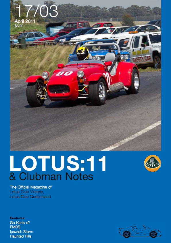 Lotus Mag April 2011