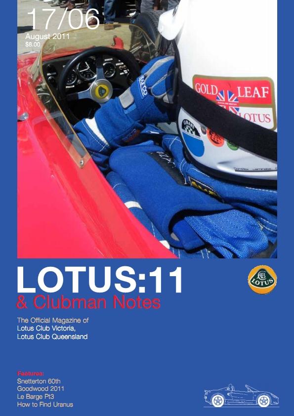Lotus Mag August 2011