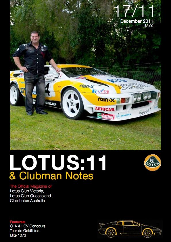 Lotus Mag December 2011