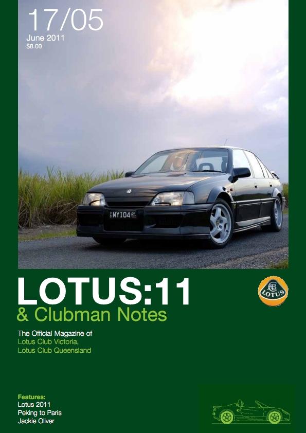 Lotus Mag June 2011
