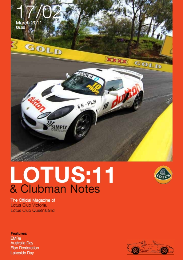 Lotus Mag March 2011