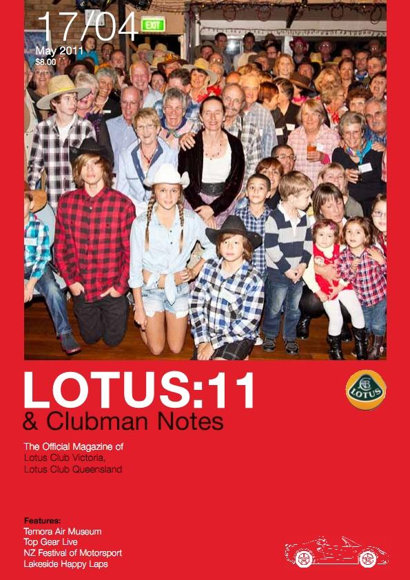 Lotus Mag May 2011