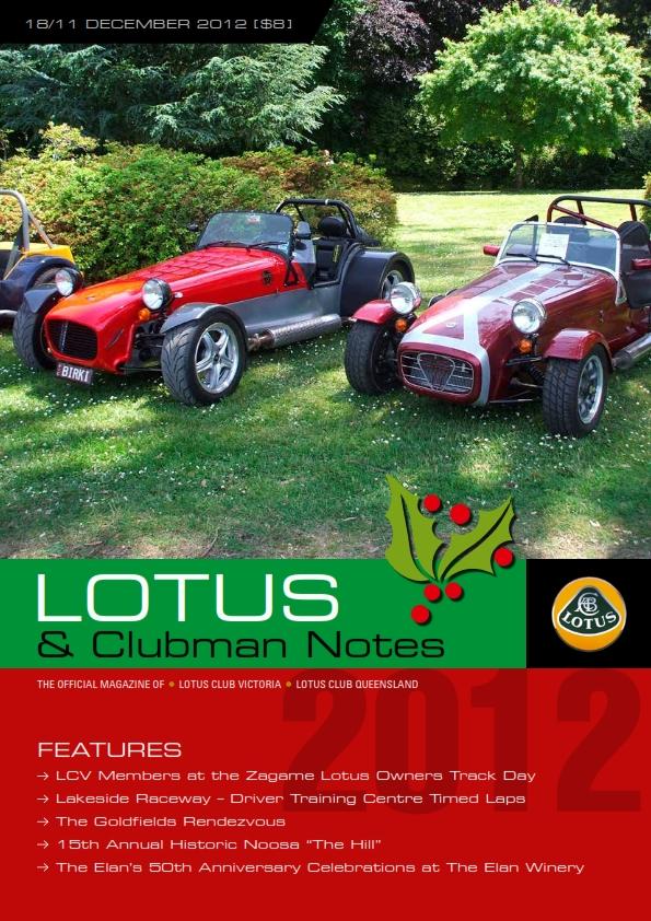 Lotus Mag December 2012