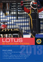 Lotus Notes April 2013
