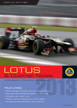 Lotus Notes July 2013