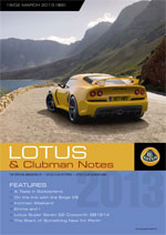 Lotus Notes March 2013