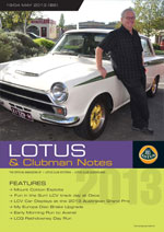 Lotus Notes May 2013