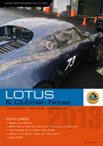 Lotus Notes September 2013
