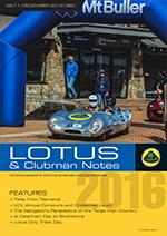 Lotus Magazine December 2016