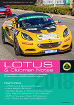 Lotus Magazine September 2018