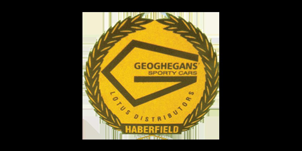 Geoghegan Sticker
