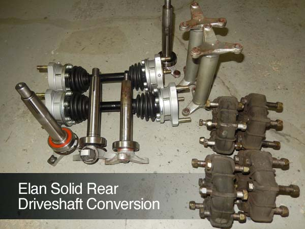 elan driveshaft conversion  u2013 lotus club queensland