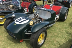 All British Day Concours - Sept 2017