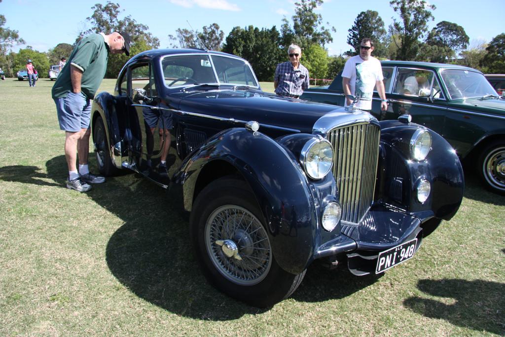 Vintage-Bentley