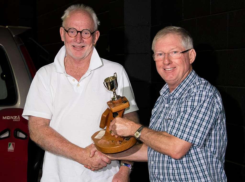 Ken Philp - Terrence Mellor Trophy 3439