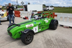 The-McGarrys-very-quick-Caterham