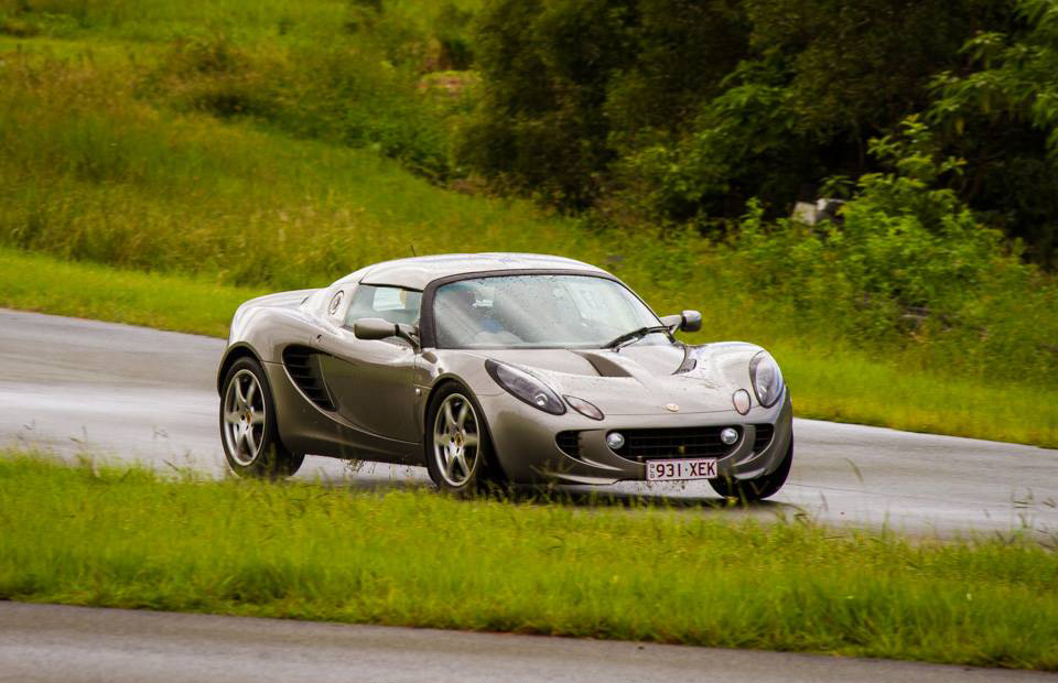 George Row 2007 Lotus Elise - 2