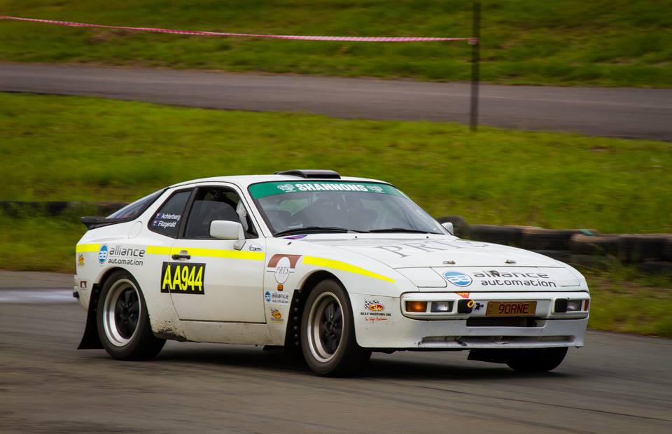 Leigh Achterberg 1980 Porsche 944 - 1
