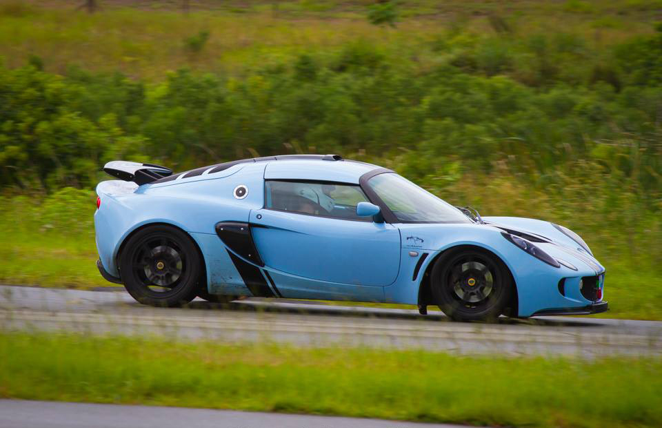 Lindsay Close 2007 Lotus Exige - 2