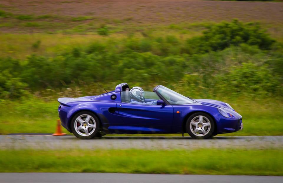 Mal Kelson 1997 Lotus Elise - 2