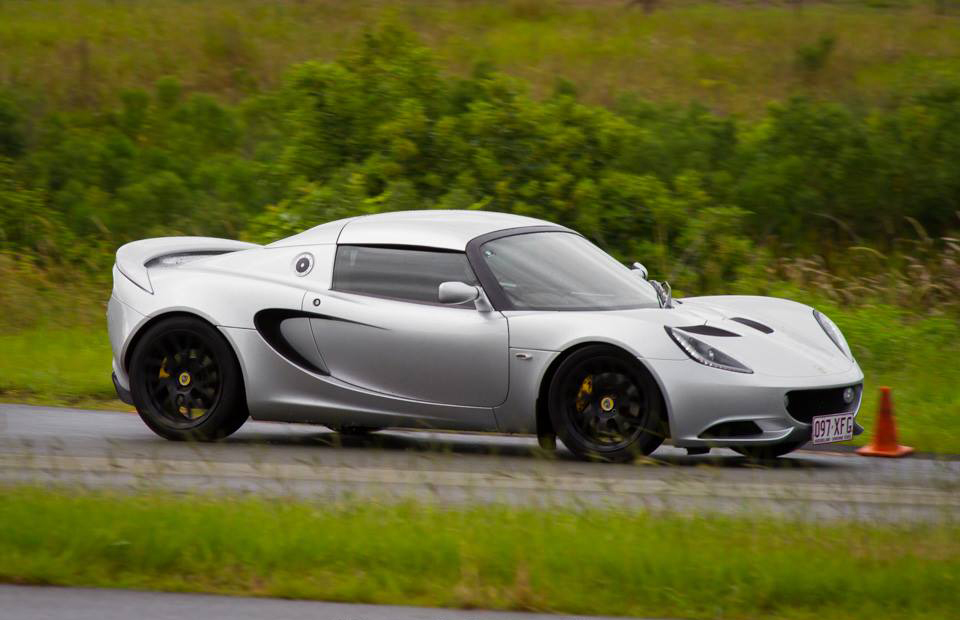 Phil Hart 2012 Lotus Elise - 2