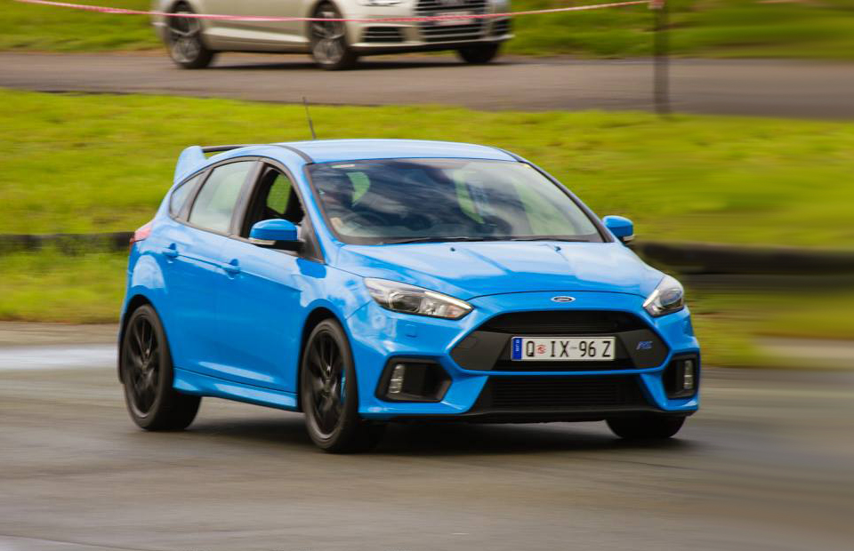 Roger Morrison 2016 Ford Focus RS - 1