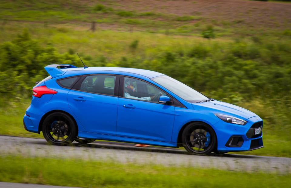 Roger Morrison 2016 Ford Focus RS - 2
