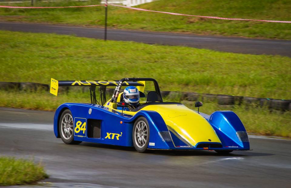 Stephen Foss 2008 Westfield XTR2 - 1