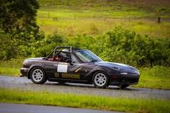 Berenice Stratton 1991 Mazda MX5 - 2