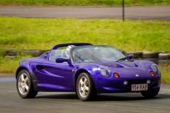 Mal Kelson 1997 Lotus Elise - 1