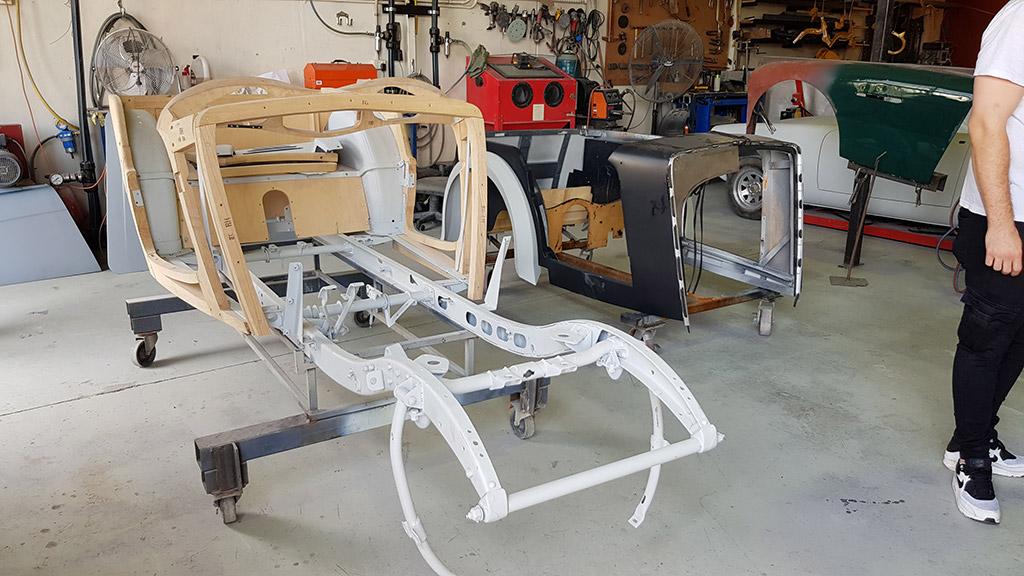 restored-wooden-framework