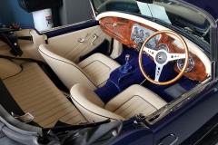 Daimler-interior