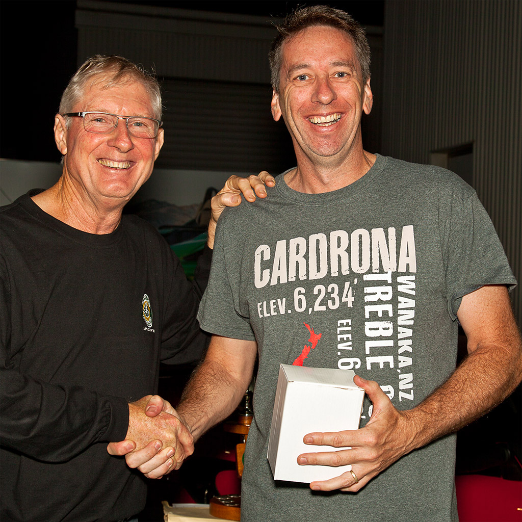 Clive & Morgan Park Sprint LCQ Champion, Garry_gw