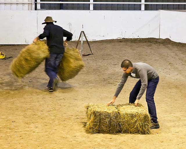 Hay-Bale-challenge