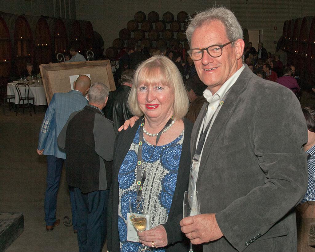 Carolyn and Craig