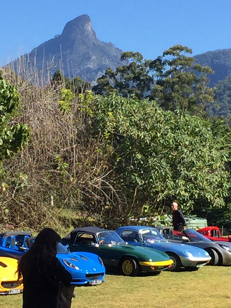 Mt Warning