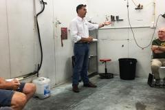 Meeting at Tint-A-Car