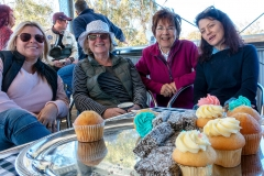 Complimentary Mother's Day morning tea