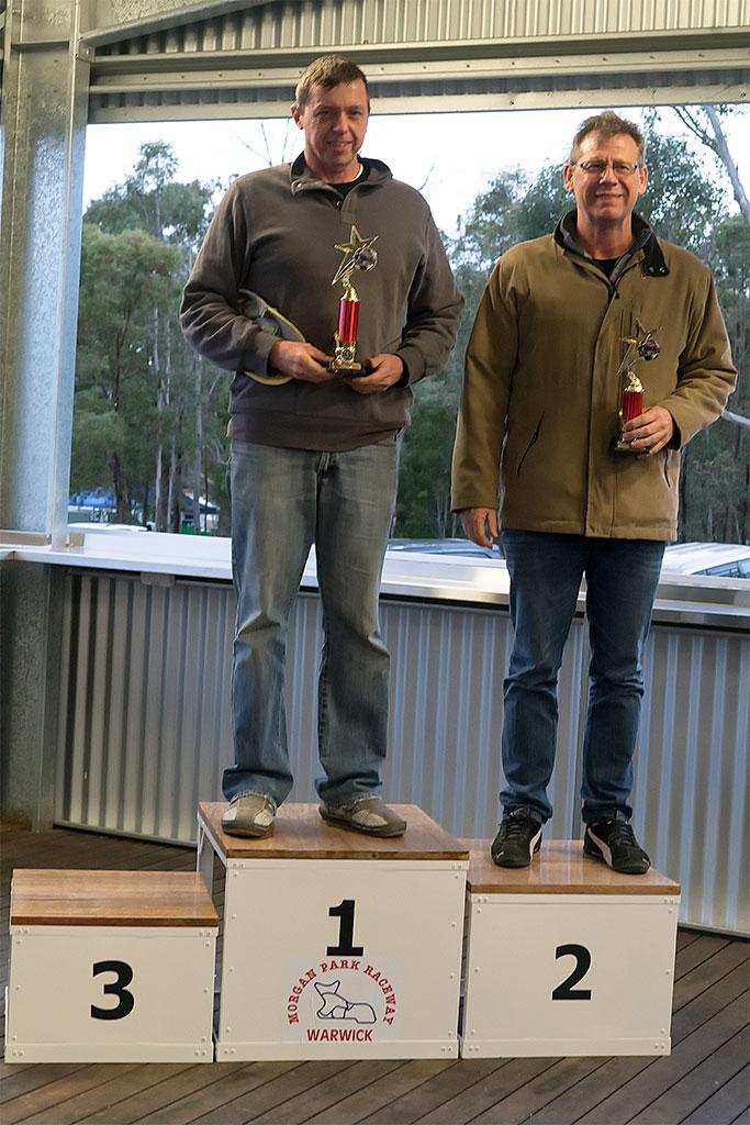 Rd 1 Presentations-Geoff & Martin